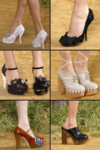 Модная обувь Весна-Лето - Коллекция Chanel
