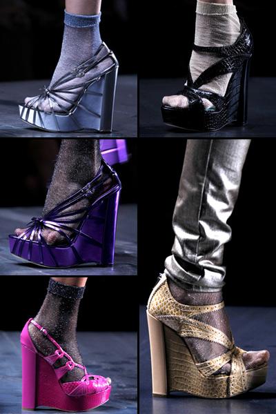 Модная обувь Весна-Лето - Коллекция Dior