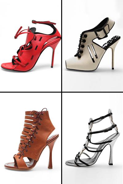 Модная обувь Весна-Лето - Коллекция Manolo Blanik