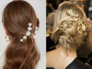 Модные аксессуары для волос: Весна — Лето 2022 (фото и цены)