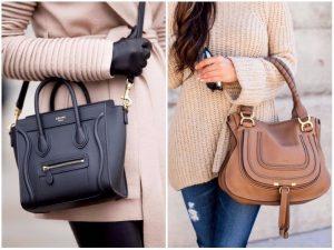 Модные сумки — тренды осень зима 2021 2022