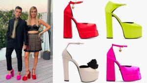 Обувь на высоком каблуке — Модные тенденции Весна-Лето