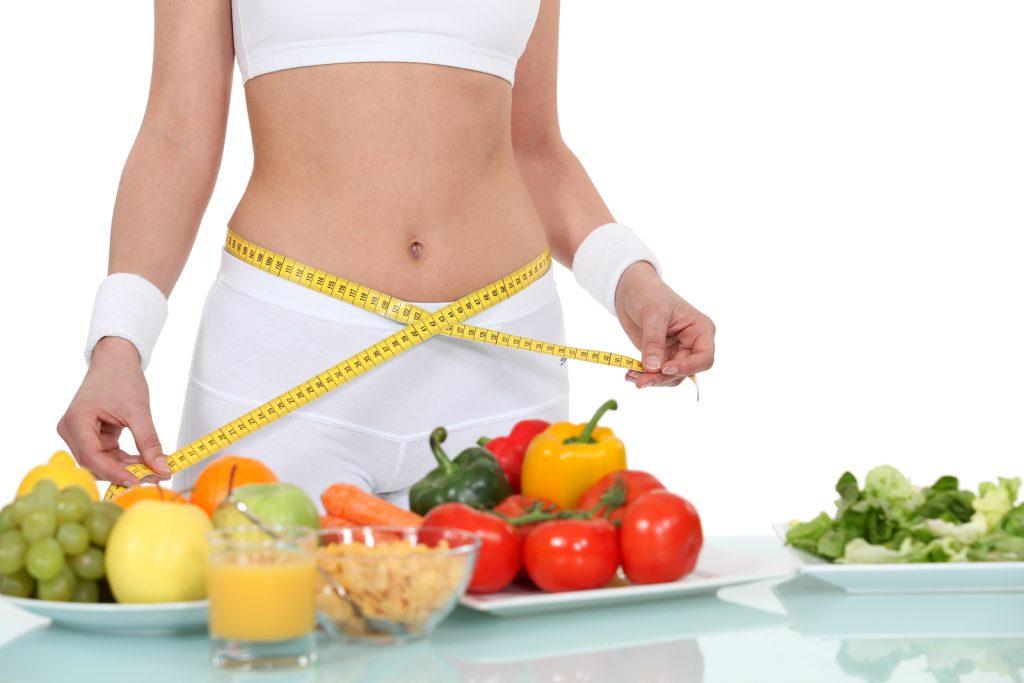 Как похудеть с помощью правильного питания